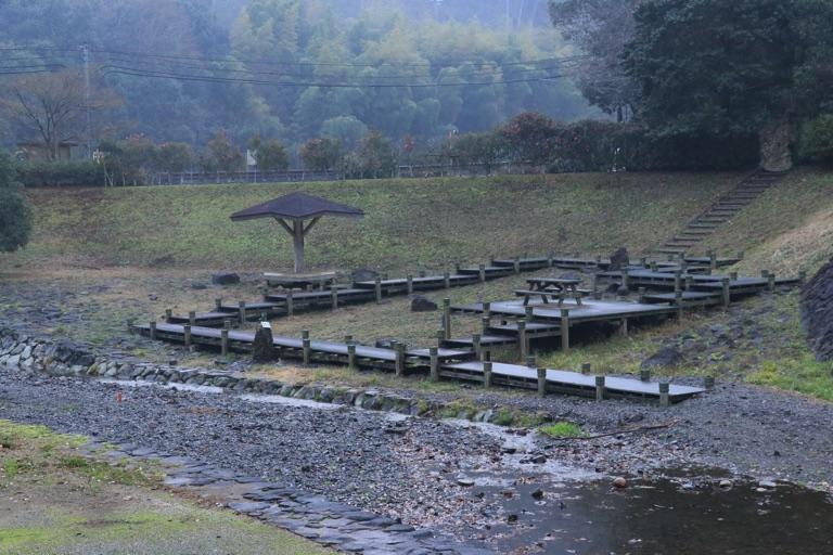 天神峡キャンプ場