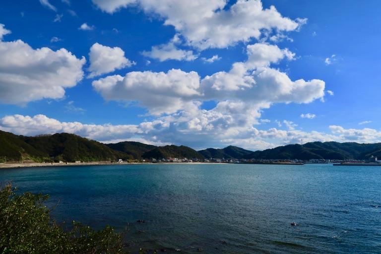 和歌山県加太の海